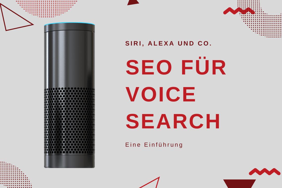SEO Voice Search Alexa
